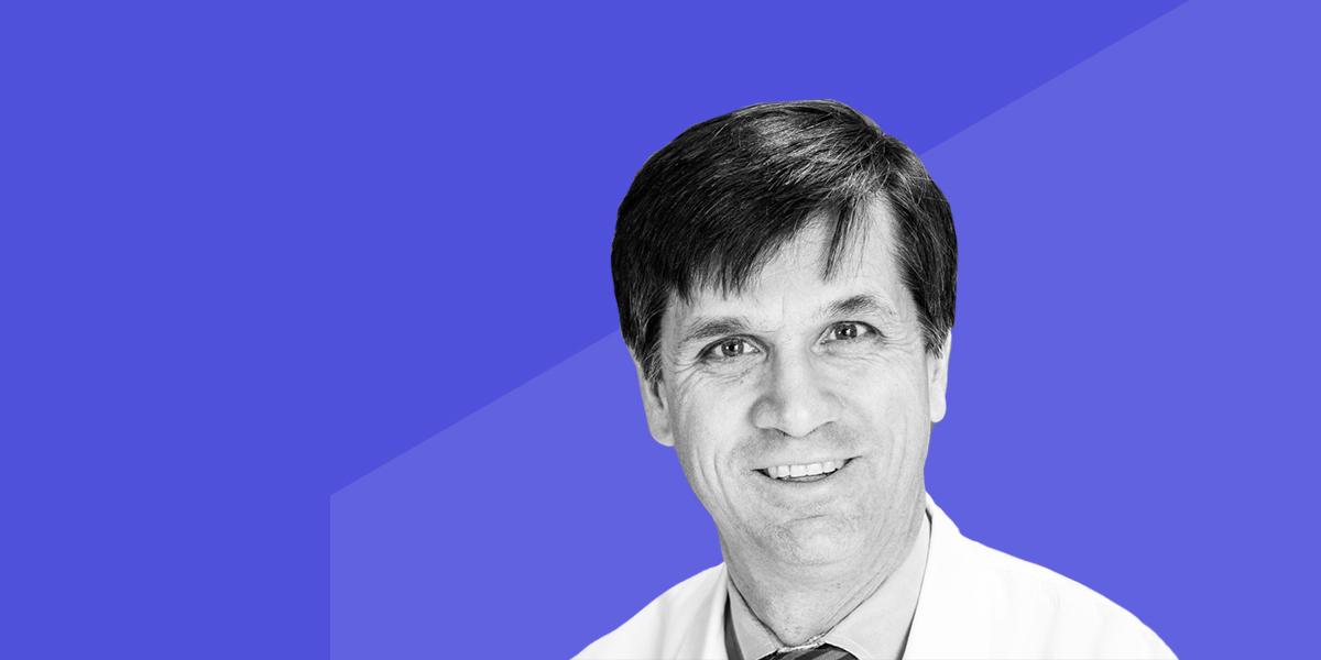 Ted Arrowsmith, MD